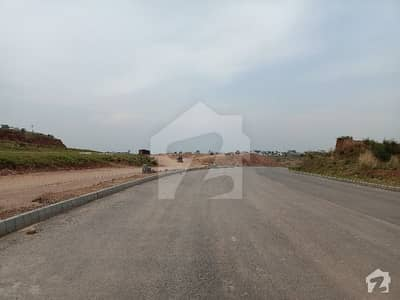 14 Marla Exquisitely Located Plot Is Available For Sale