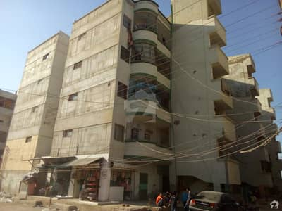800 Sq Feet Flat For Sale Available At Latifabad No 10 Hyderabad