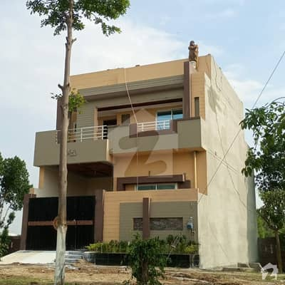 1125  Square Feet House In Apna Town Housing Scheme