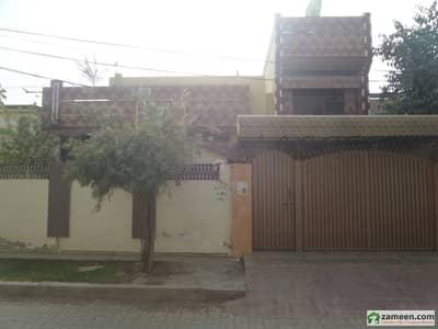 Double Storey Beautiful Bungalow Available For Rent At Aziz Yaqoob Town, Okara