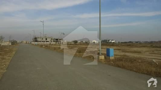 Commercial Plot Sized 4  Marla Is Available For Sale In Dha Phase 6 - Block D - Dha Defence