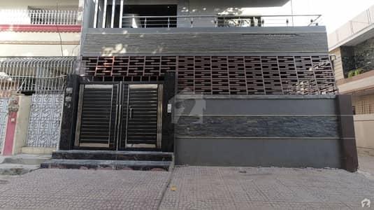 بفر زون - سیکٹر 15-A / 5 بفر زون نارتھ کراچی کراچی میں 5 کمروں کا 5 مرلہ مکان 2.7 کروڑ میں برائے فروخت۔