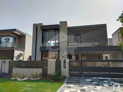 One Kanal Outstanding Extra Lavish Fully Basement With Cinema Theater House For Sale In Dha Phase 6