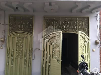 2 Marla House For Sale In Khuda Bux Colony On Urgent Basis Suitable For Small Families Near Dha, Airport Shopping Mall