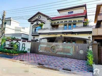 Furnished House For Sale F-block Soan Garden