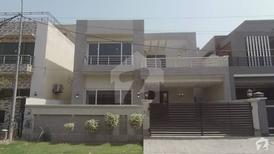 10 Marla Brand New Beautiful Design Bungalow Is For Sale Divine Garden C Block