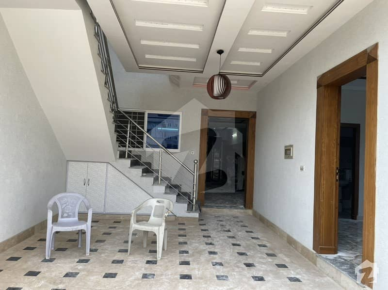 9 Marla Brand New House Is Available For Sale In Soan Garden Block H Islamabad