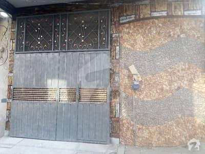 مُعیز ٹاؤن ہربنس پورہ لاہور میں 4 کمروں کا 4 مرلہ مکان 87.5 لاکھ میں برائے فروخت۔