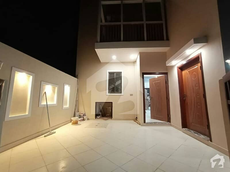 Naya Nazimabad 160 Sqyd Double Storey House For Sale Block D