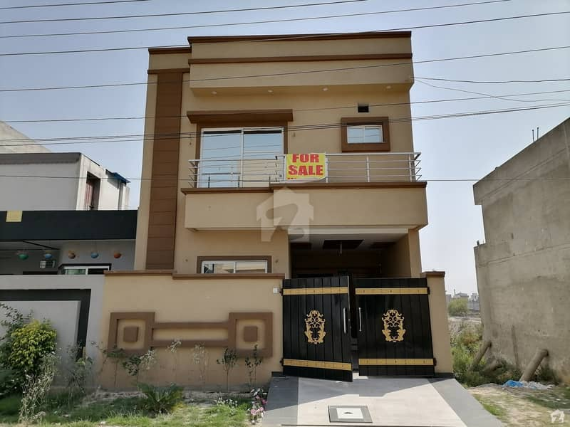 A Stunning House Is Up For Grabs In Bankers Co-operative Housing Society Lahore