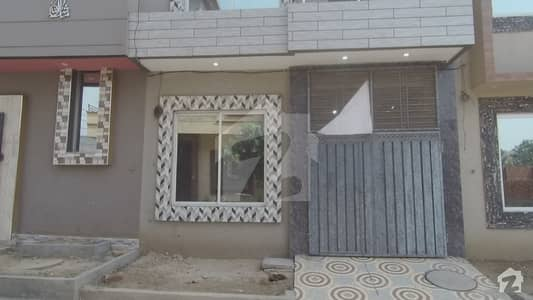 3 Marla Brand New Beautiful Design Bungalow Is For Sale At Lahore Medical Housing Society