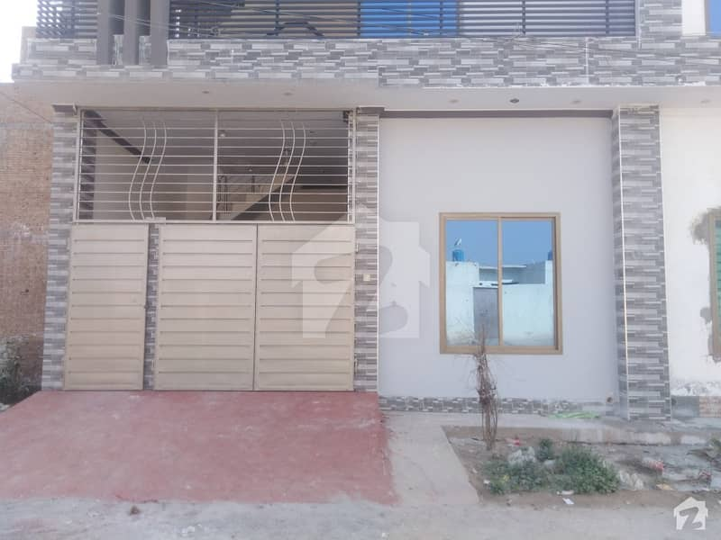 3.25 Marla Double Story House For Sale