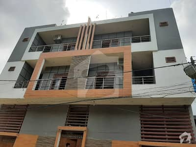 5 Rooms Portion 1500 Square Feet Prime Location Behind Khalid Bin Waleed Road