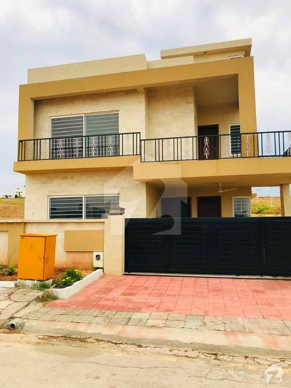 10 marla Brand New Double Storey House for Sale Bahria town Phase 8 Rawalpindi
