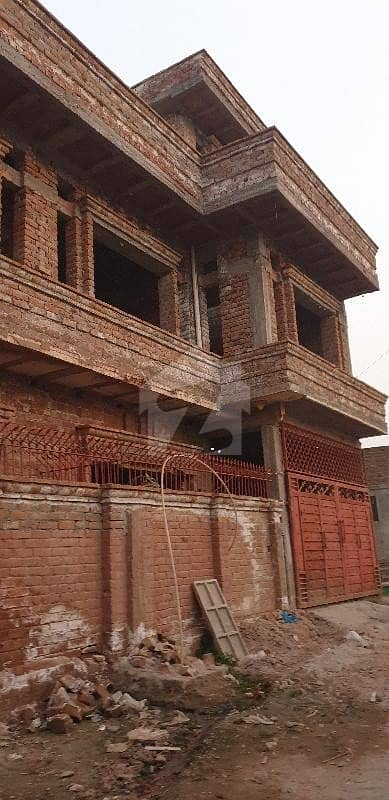 5 Marla Double Storey Structure House for sale