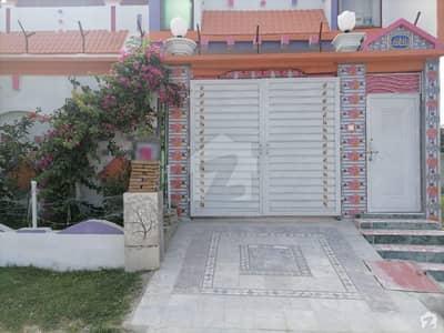 آرمر کالونی نوشہرہ میں 5 کمروں کا 10 مرلہ مکان 1.32 کروڑ میں برائے فروخت۔