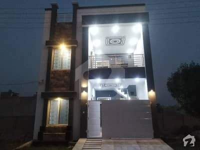 4 Marla Double Storey House For S ale
