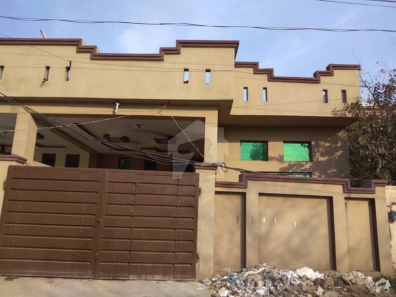 9 Marla House For Sale In Janjua Town