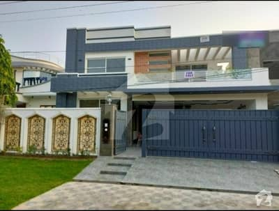 1 Kanal Brand New Bungalow At 65 Ft Road Near To Canal Road Very Hot Location
