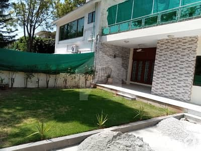 1 Kanal Full Independent Beautiful House For Rent In Islamabad G_6/4