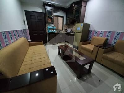 1 Bed Furnished Apartment For Rent In Civic Center