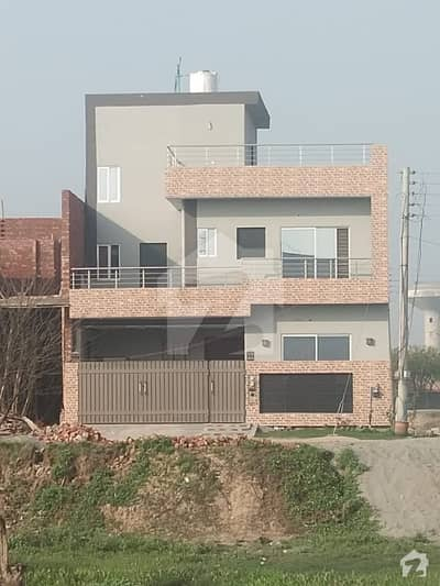 10 Marla New Double Storey House For Sale In M Block Lda Avenue 1 Lahore