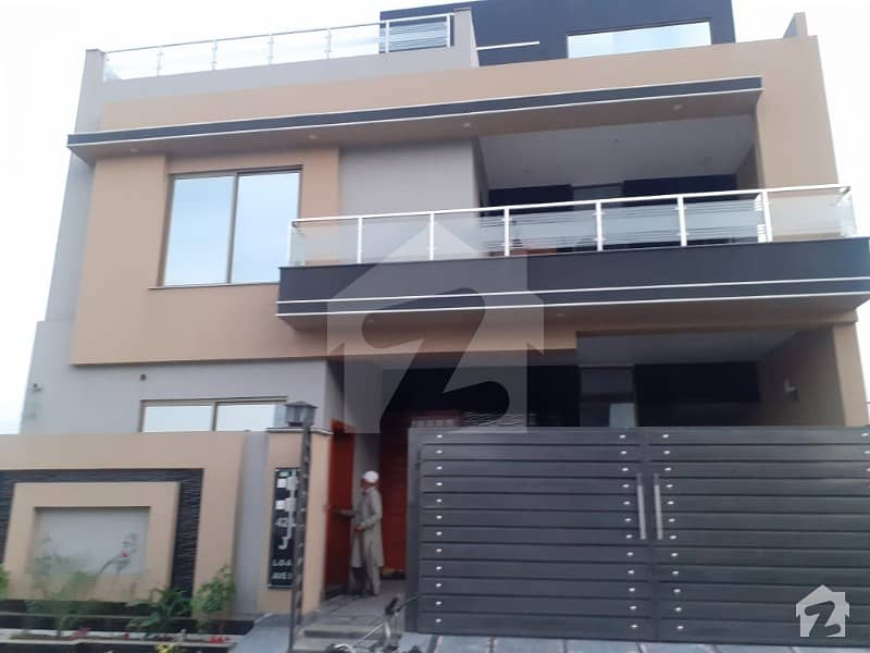 10 Marla New Double Storey House For Sale In J Block Lda Avenue 1 Lahore