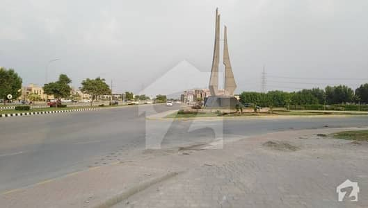 1 Kanal Corner Plot For Sale In Sector M-3 Lake City Lahore