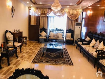 F-10 Triple Storey House For Sale Prime Location