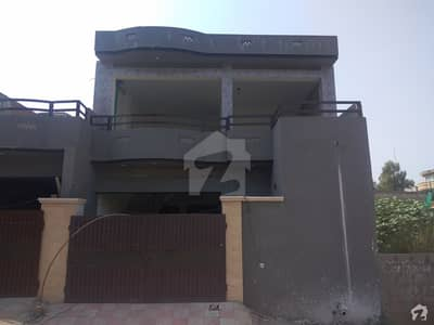 In Janjua Town 4 Marla House For Sale