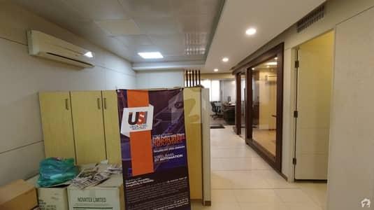 بخاری کمرشل ایریا ڈی ایچ اے فیز 6 ڈی ایچ اے ڈیفینس کراچی میں 5 مرلہ دفتر 3 کروڑ میں برائے فروخت۔