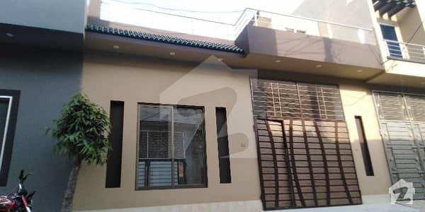 5 Marla House Available For Sale Sale Hamza Town
