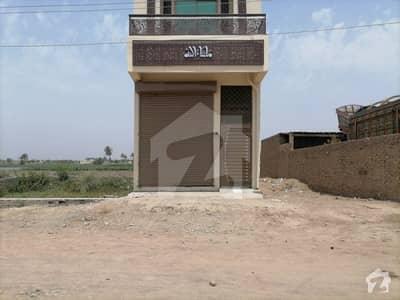 نظامی ٹاؤن ڈیرہ غازی خان میں 3 کمروں کا 3 مرلہ مکان 85 لاکھ میں برائے فروخت۔