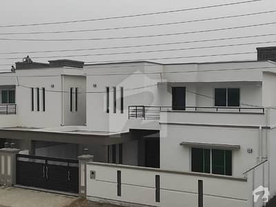 14 Marla (3150 Sqr Ft) Brand New House For Rent In PAF Falcon Complex, Gulberg Lahore