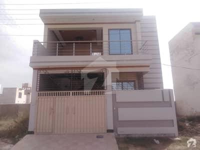 گورنمنٹ ایمپلائیز کوآپریٹو ہاؤسنگ سوسائٹی بہاولپور میں 4 کمروں کا 5 مرلہ مکان 65 لاکھ میں برائے فروخت۔