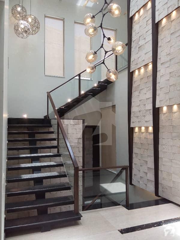24 Marla House With Full Basement Swimming Pool Gym Cinema