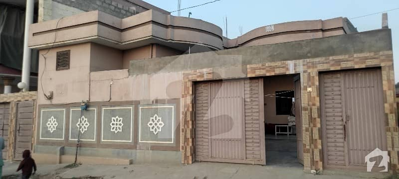 House For Sale On Main Chakiah Road Mansehra