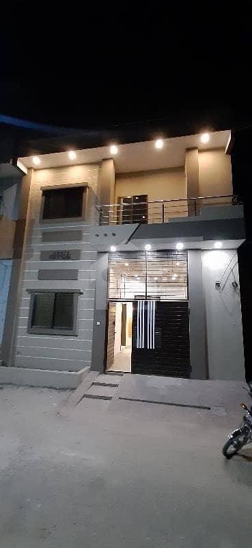 لاہور ۔ قصور روڈ قصور میں 4 کمروں کا 5 مرلہ مکان 68 لاکھ میں برائے فروخت۔