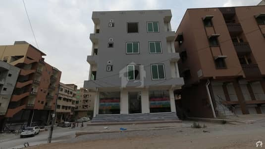 Ground Floor Of Plaza Is Available For Sale