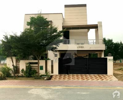 10 Marla House For Sale In Johar Block Bahria Town Lahore