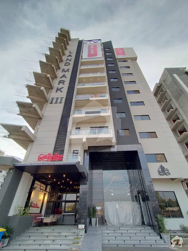 605 Sq Ft Flat For Sale H-13 Islamabad