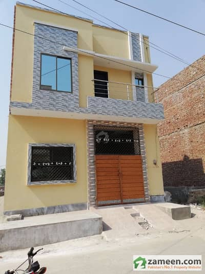 3 Marla Brand New House Available For Sale