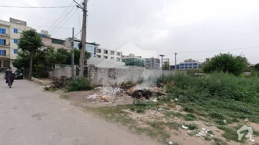 1 Kanal Residential Plot In An Ideal Location Is Available For Sale In Pwd Housing Society Block B Islamabad