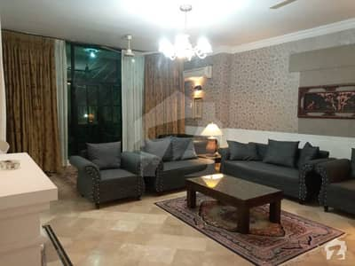 Luxury Furnished Double Storey House Available For Rent F-6