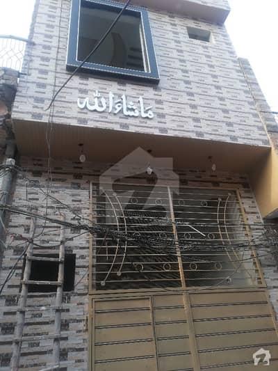 Mian Farooq Estate Offer 3 Marla Double Storey House For Sale In Shaheen Park Maskeen Pura LalPul
