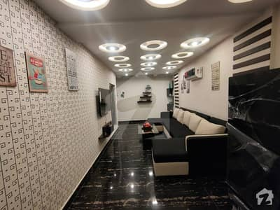 Furnished Single Bed Apartment Available For Rent In Sector D Bahria Town