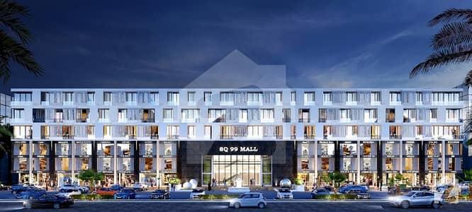 ایس کیو 99 مال بحریہ ٹاؤن مین بلیوارڈ بحریہ ٹاؤن لاہور میں 1 کمرے کا 4 مرلہ فلیٹ 80 لاکھ میں برائے فروخت۔