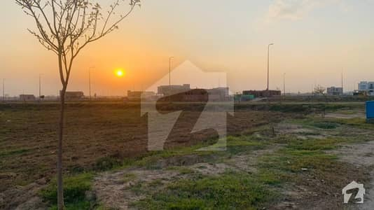 14.4-Marla Residential Ideal Plot For Sale In DHA Phase 7 Block Y