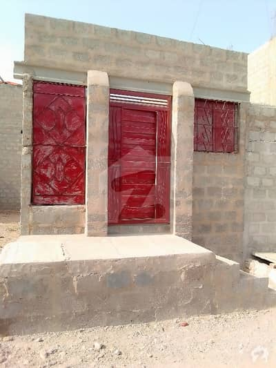کورنگی ۔ سیکٹر 33 کورنگی انڈسٹریل ایریا کورنگی کراچی میں 1 کمرے کا 2 مرلہ مکان 22 لاکھ میں برائے فروخت۔