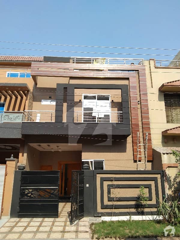 4 Marla Double Storey House For Sale In Bismillah Housing Society
